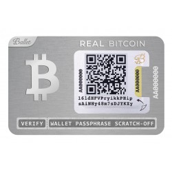 Ballet REAL Bitcoin Hardware Wallet