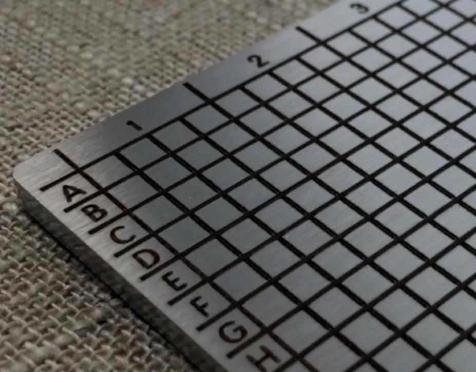 Kryptostahl Steel Plate
